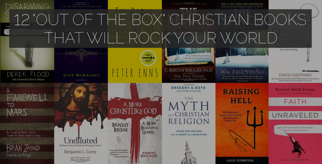 best-progressive-christian-books